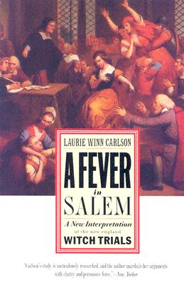 A Fever in Salem By Carlson, Laurie Winn